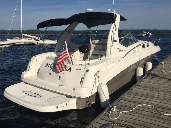 Sea Ray Sundancer 320 - Our Listings - Bruce Hill Yacht Sales